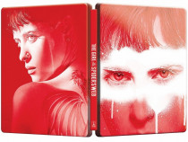 The Girl in the Spider's Web (Steelbook 4K UHD+Blu-ray Disc)
