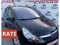 Opel corsa 2011-euro 5-benzina-full extrase-rate-