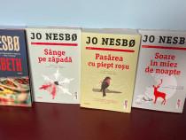 LOT carti JO Nesbo - politiste,thriller , editura TREI , NOI
