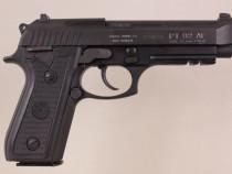 Pistol PUTERNIC Airsoft + incarcator, Tuburi CO2 Cu Aer Comp