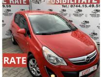 Opel corsa 2012-euro 5-benzina 1.4-rate-