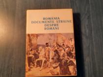 Romania documente straine despre romani