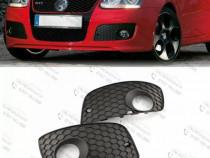 Grile proiectoare ceata Volkswagen Golf 5 GTI tip fagure