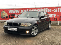 Bmw 120d, 2007, 2.0 diesel, posibilitate = rate =