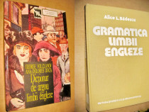B601-Limba engleza carti specialitate Gramatica+Dictionar.