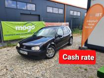 Volkswagen Golf an 2001 benzina cash rate leazing