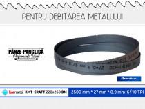 Fierastrau banda metal 2500x27x0.9x6/10 KMT Craft 220x250 DM