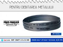 Fierastrau panglica metal 2500x27x0.9x4/6 KMT Craft 220x250