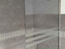 Cabina dus paravan sticlă balustrada sticla