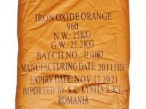 Oxid Orange De Fier 25 KG