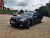 Bmw e60 520  lci face-lift