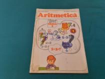 Aritmetică *manual pentru clasa i / constanța iliescu/1976