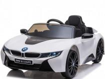 Masinuta electrica pentru copii BMW i8 12V Coupe #White