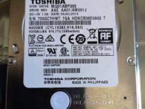 Hard Disk Laptop Toshiba MQ01ABF050, 500GB, 5400 rpm, 8MB