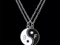 Lant/Lantisor/Colier/Pandantiv best friends yin yang