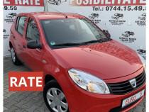 Dacia sandero 2011-euro 5-benzina-posibilitate rate-
