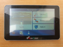 GPS NavGear cu Android, IGO masini, camioane, Europa 2020