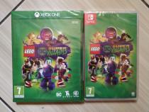 Lego DC Super Villains, nou, sigilat XboxOne/NintendoSwitch