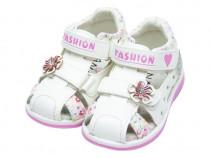 Sandale casual fete copii | Sandale vara bebe talonet