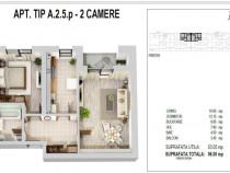 Apartament 2 camere,bloc nou,finisaje premium,metrou pacii