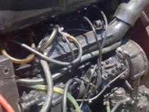 Motor, tractor, piese și combină