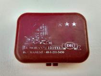 Veche savoniera sapuniera, colectie comunism hotel Dorobanti