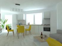 Apartament 4 camere zona Victoriei bloc nou,105mp