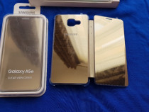 Husa Originala Clear View Samsung Galaxy A5 2016 Noua,Activa
