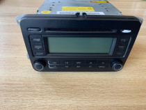 Cd-Player RCD500 cu Magazie Cd-uri(6Cd)VW Golf Touran Jetta