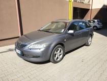 Mazda 6, 2003, full options, km reali