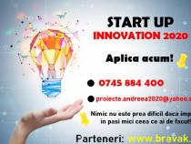 Start-up innovation 2020