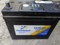 Acumulator Auto Cartechnic 12V/45A-borne subtiri
