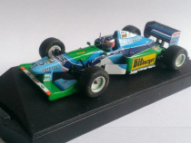 Macheta Benetton B194 Michael Schumacher F1 1994 - Onyx 1/43