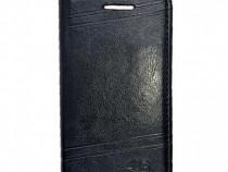 Husa telefon flip book apple iphone 4 black produs nou