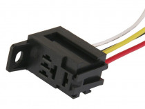 Mufa cupla mama adaptor cablaj micro releu auto 12V 40A