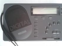 Aparat de radio digital precision cu 4 lungimi de unda