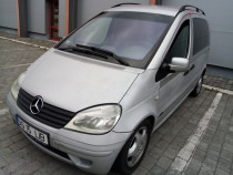 Mercedes-Benz Vaneo 1,6 Benzina 7 locuri 2004 Impecabil Full