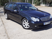 Mercedes C200 kompressor 1.8 163cp Gpl