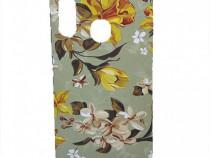 Husa Telefon Plastic Samsung Galaxy A20e a202 Yellow Flowers