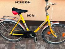 Bicicleta copii cu roti pe 20