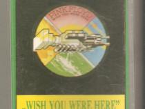 Pink Floyd-Wish you were here caseta
