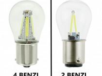 2x LED cu 1 sau 2 faze P21W sau P21/5W, cu 2 sau 4 benzi LED