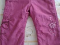 Pantaloni roz captusiti 92