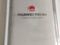Husa Hawei P 40 lite,originala Huawei.,nou nouta,calit
