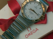 Ceas Omega Constellation Automatic Chronometer aur cu otel