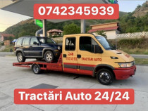Tractări Auto / Platforma 24/24