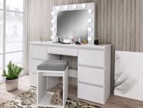 SEA516 - Set Masa toaleta, 120 cm, cosmetica machiaj, masuta