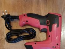 Capsator electric ,capse 6-14mm,cuie 14-15mm,230-240v, Nou !