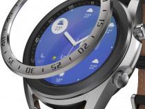 Protectie husa curea Samsung Galaxy Watch 3 45mm 41mm Folie