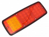 Stop camion cu LED 12V. H401, Dimensiune: 28 x 10.5 x 2.5 cm
